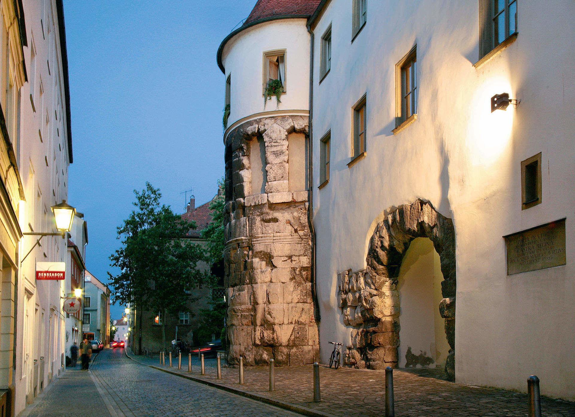 Spa Hotel In Regensburg